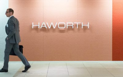 Haworth at Neocon 2015