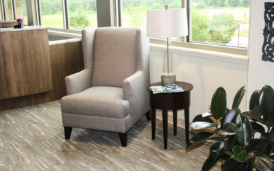 Furniture Friday – St. Vincent Imaging Center